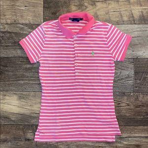 Ralph Lauren Sport Striped Polo Shirt